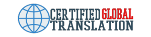 Certified global translations
